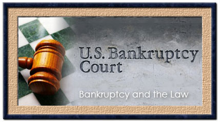 Bankruptcy Courts By District Chief Judge Clerk Of Court Location