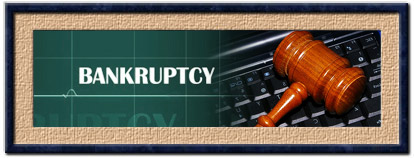 property after bankruptcy North Dakota